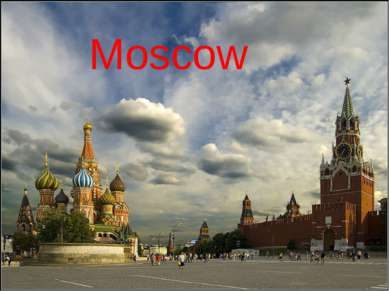 Moscow Moscow