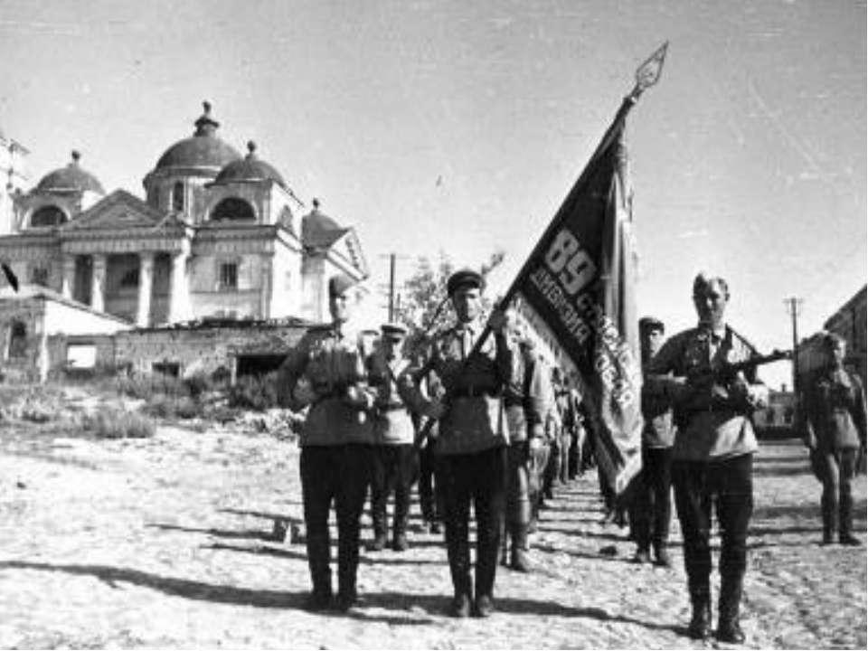 Пятьдесят дней, с 5 июля по 23 августа 1943 г., продолжалась Курская битва, в...
