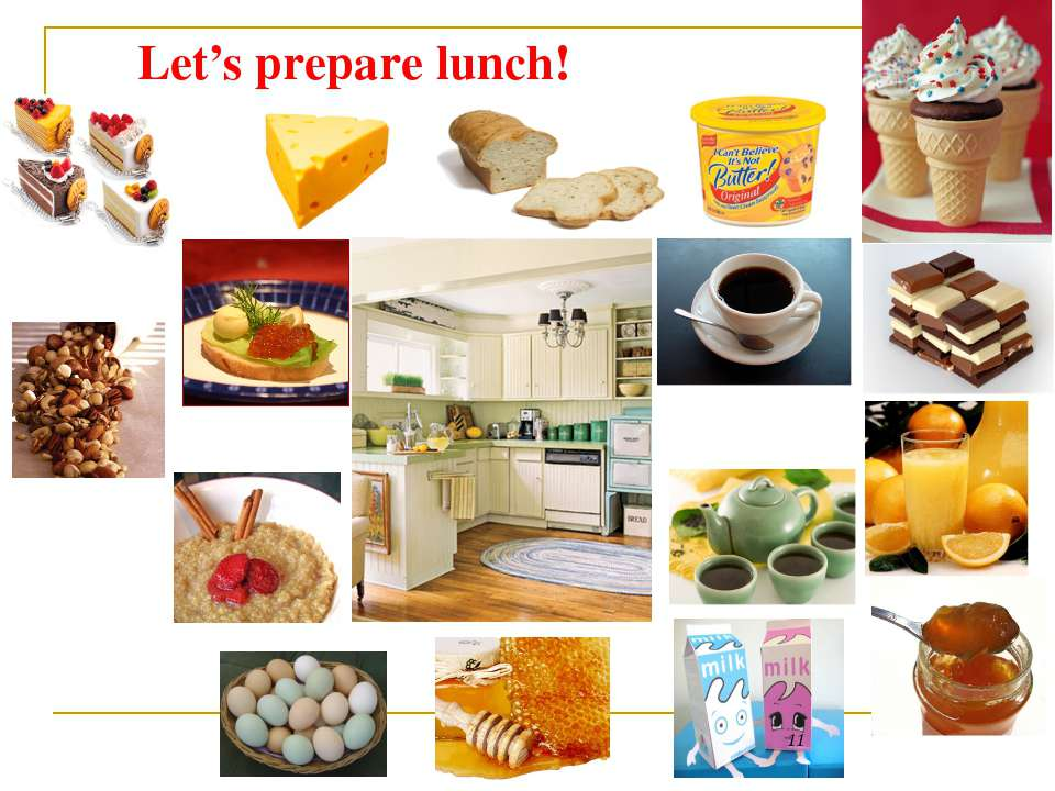 Let's prepare lunch! Kitchen - http://www.countryliving.com/cm/countryliving/...
