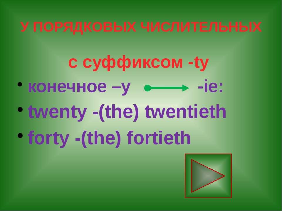 ДРОБНЫЕ ВЕЛИЧИНЫ 1/2 и 1/4 передаются особыми словами: a (one) half (1/2) a (...