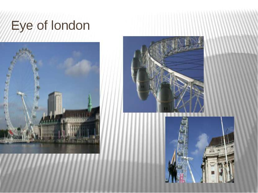 Eye of london