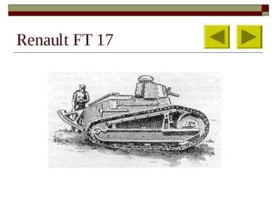 Renault FT 17