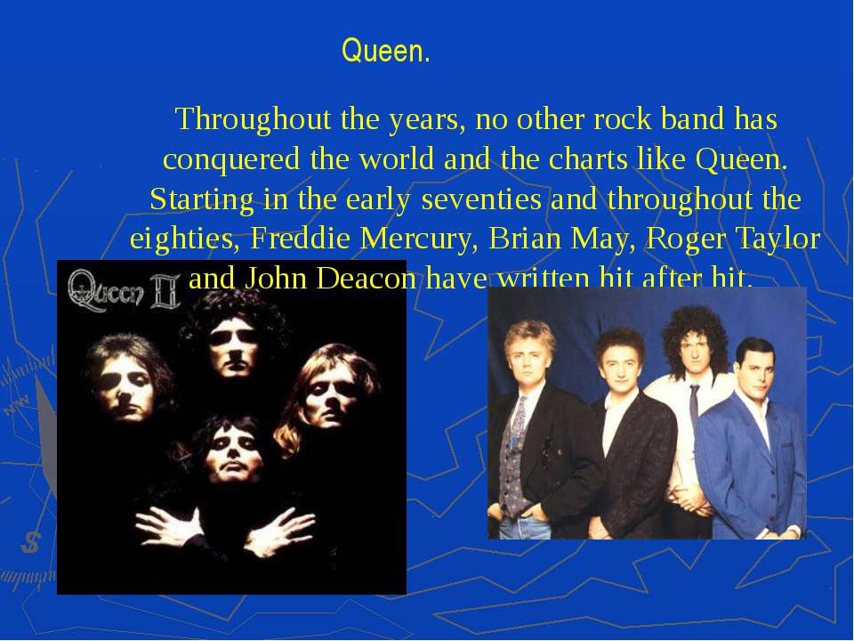 Throughout the years, no other rock band has conquered the world and the char...