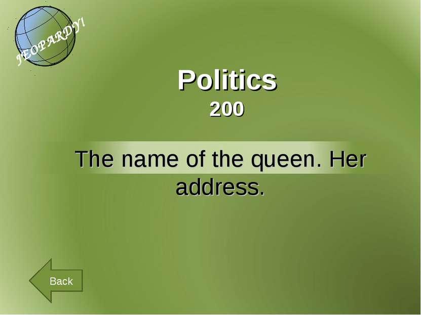 Politics 200 Back