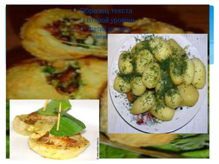 Современные повара могут приготовить из картофеля более 200 блюд.