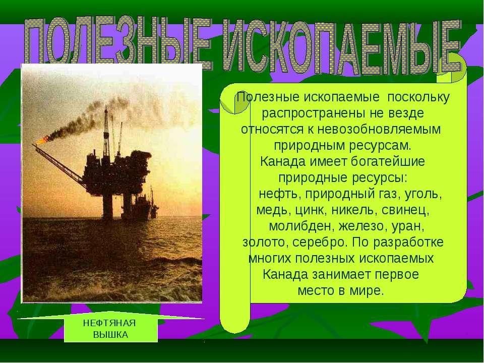 Нефть и природный газ реферат охрана полезных ископаемых Все  нефть и природный газ реферат охрана полезных ископаемых термобелье для