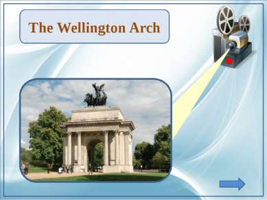 The Wellington Arch