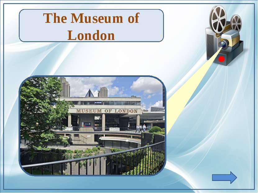 TheMuseum of London