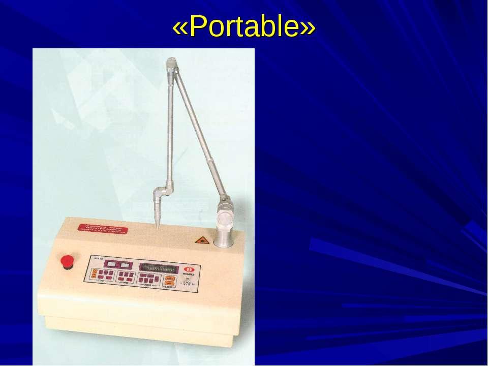 «Portable»