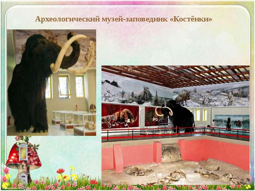 Археологический музей-заповедник «Костёнки»