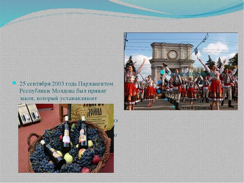 25 сентября 2003 года Парламентом Республики Молдова был принят закон, которы...