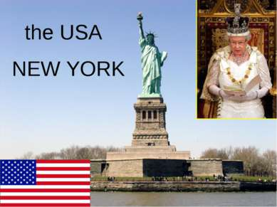 the USA NEW YORK