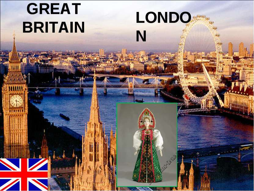 GREAT BRITAIN LONDON
