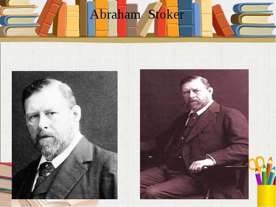 Abraham Stoker