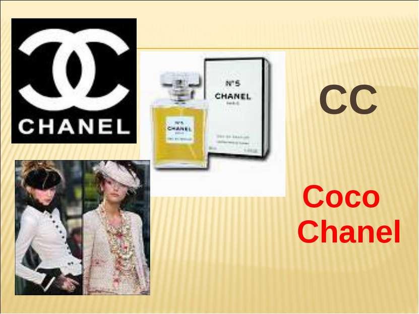 CC Coco Chanel