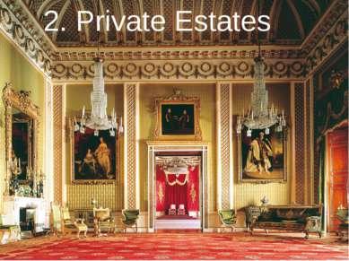 2. Private Estates