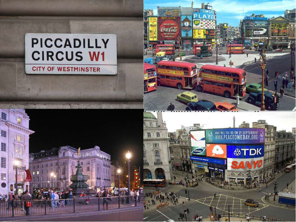 Пикадилли (англ. Piccadilly). Piccadilly (English Piccadilly) — one of the wi...