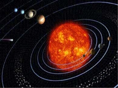 Юпитер 13км/с Сатурн 10км/с Уран 6км/с Нептун 5км/с