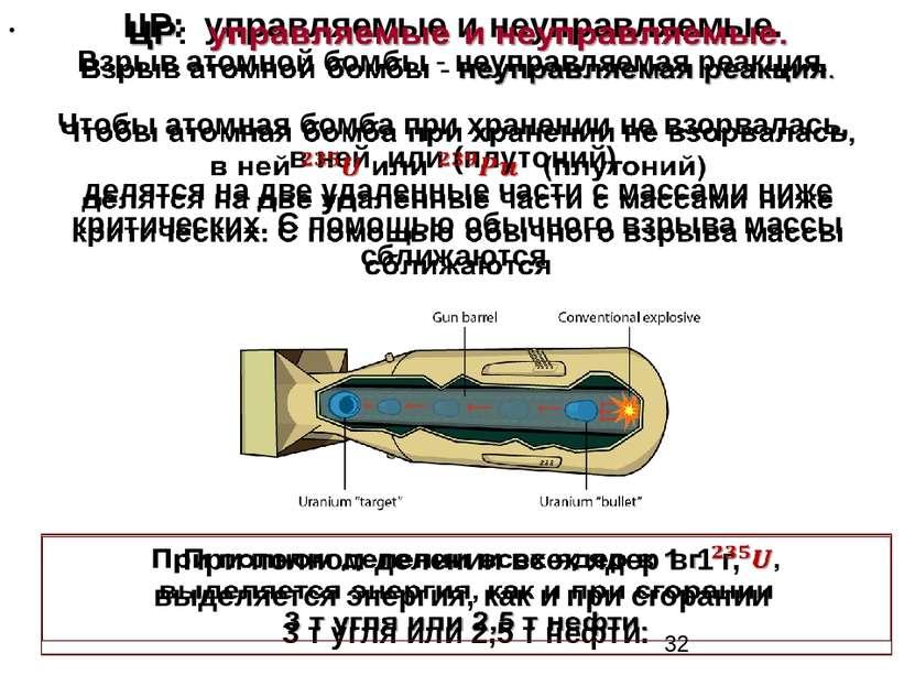 Ядерный (или атомный) реактор - устройство, в котором поддерживается управляе...