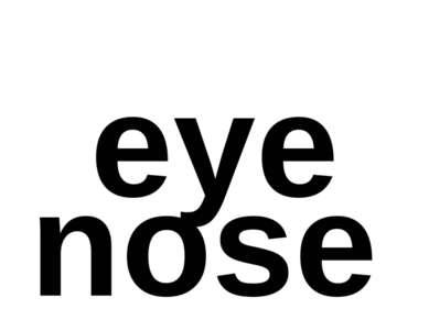 eye nose