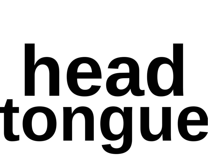 head tongue