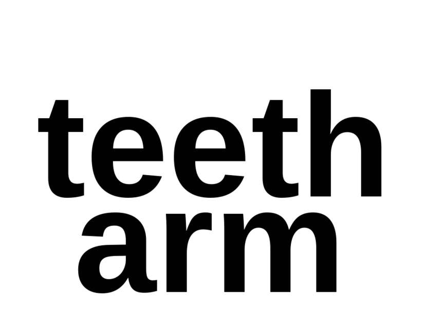 teeth arm