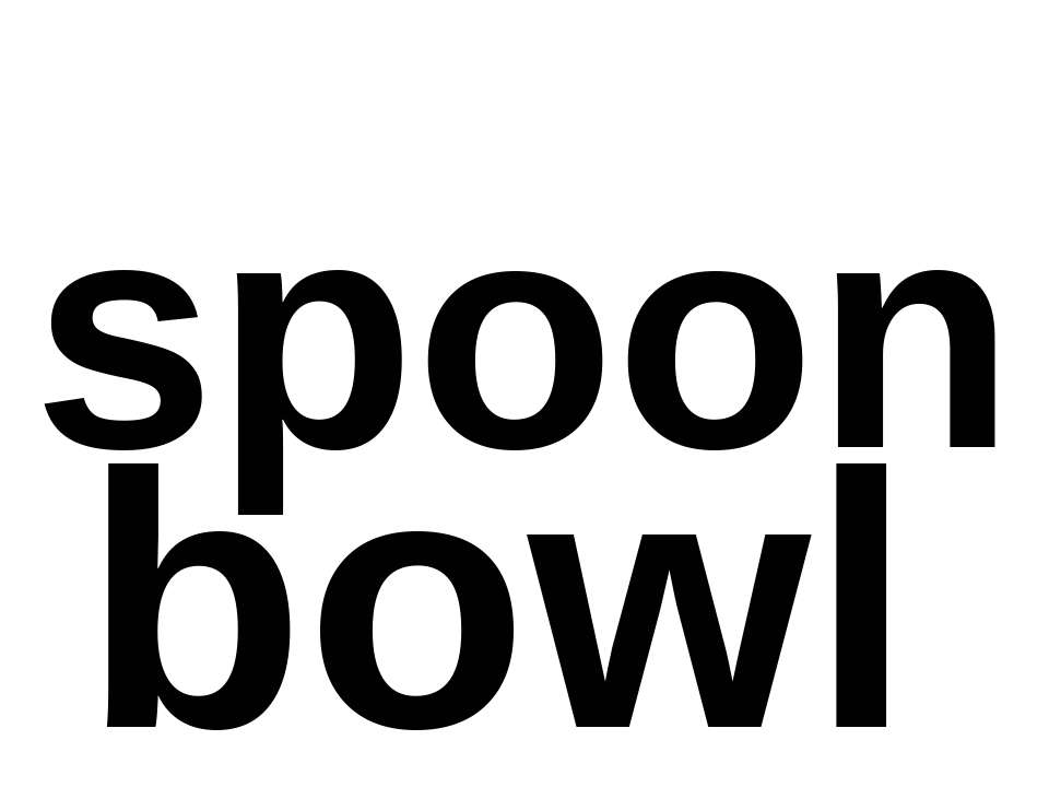 spoon bowl