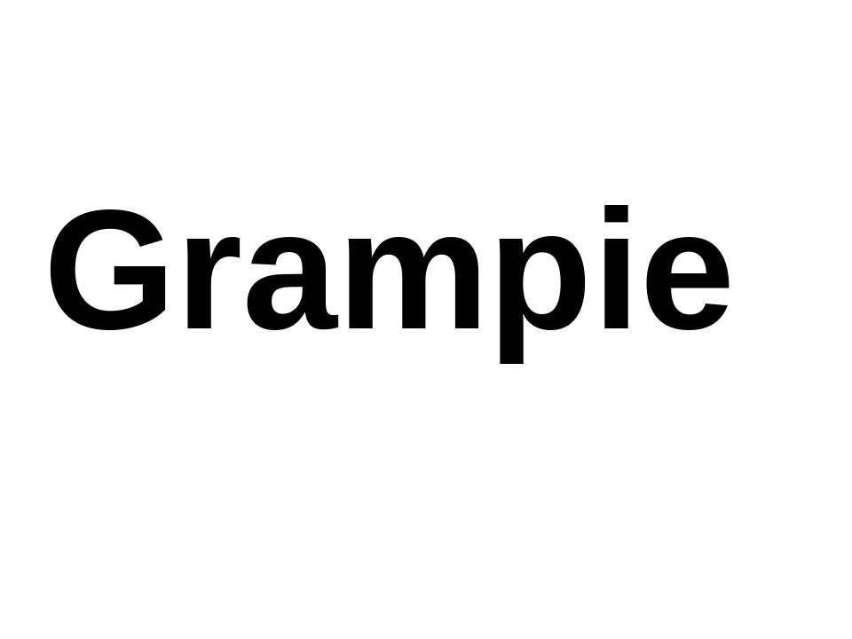 Grampie