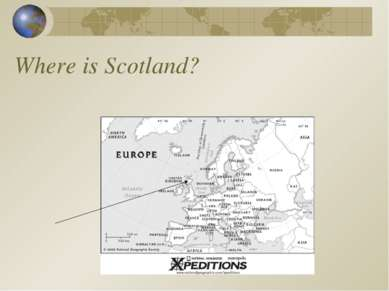 Where is Scotland?