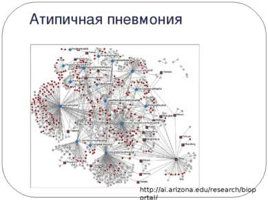 Атипичная пневмония http://ai.arizona.edu/research/bioportal/
