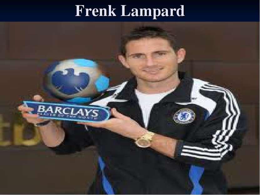 Frenk Lampard