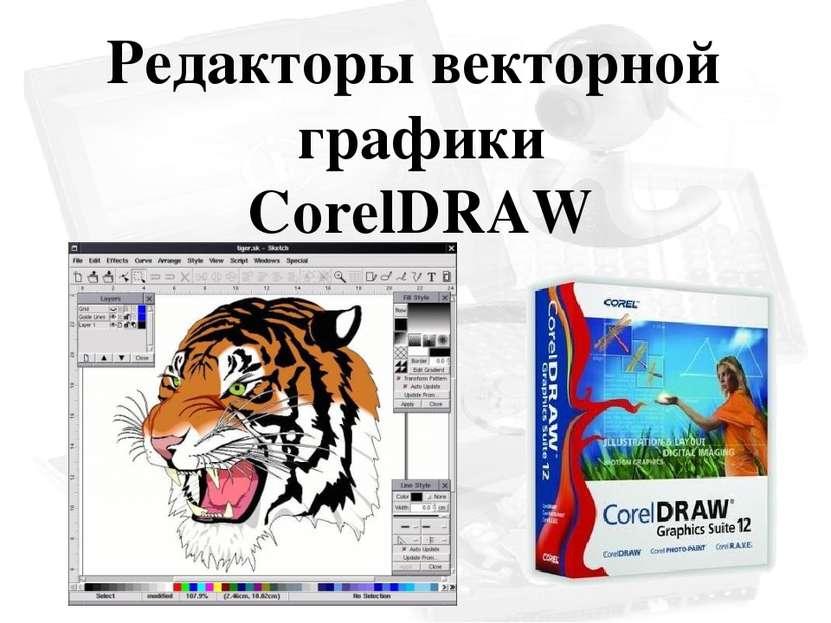 CorelXARA - позволяет создавать векторные изображения. Обладает прекрасно реа...