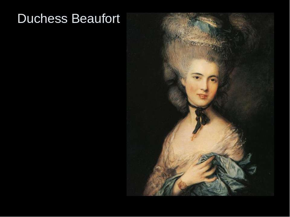 Duchess Beaufort