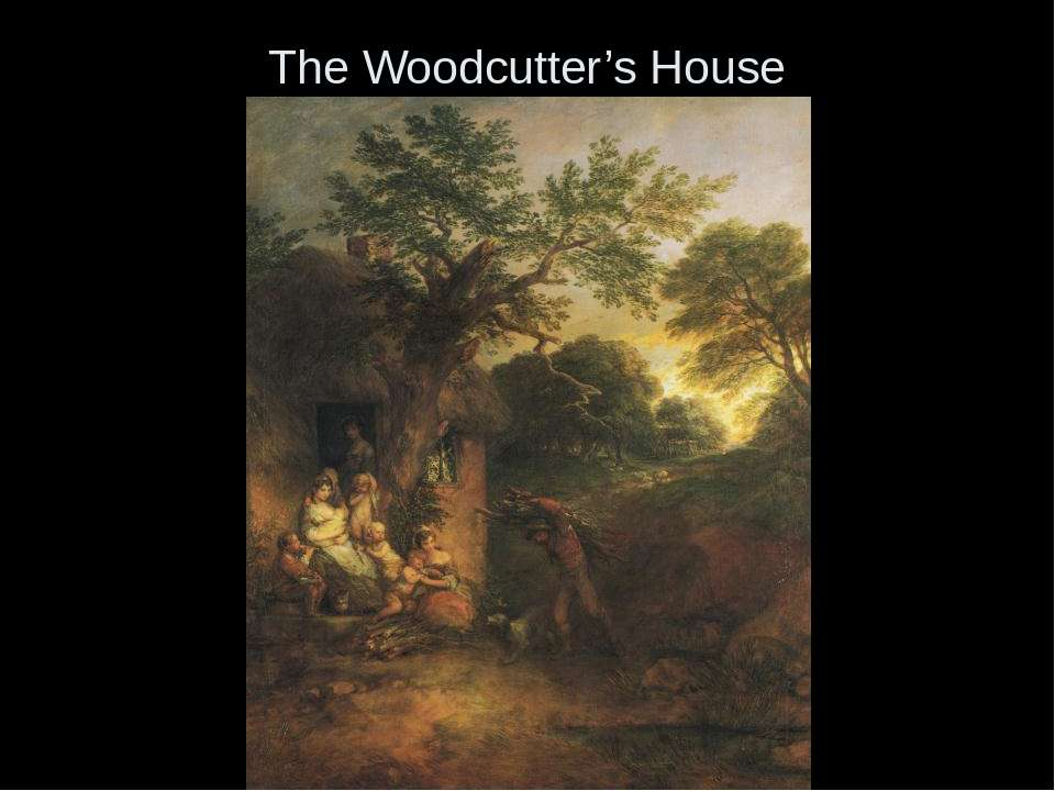 The Woodcutter's House
