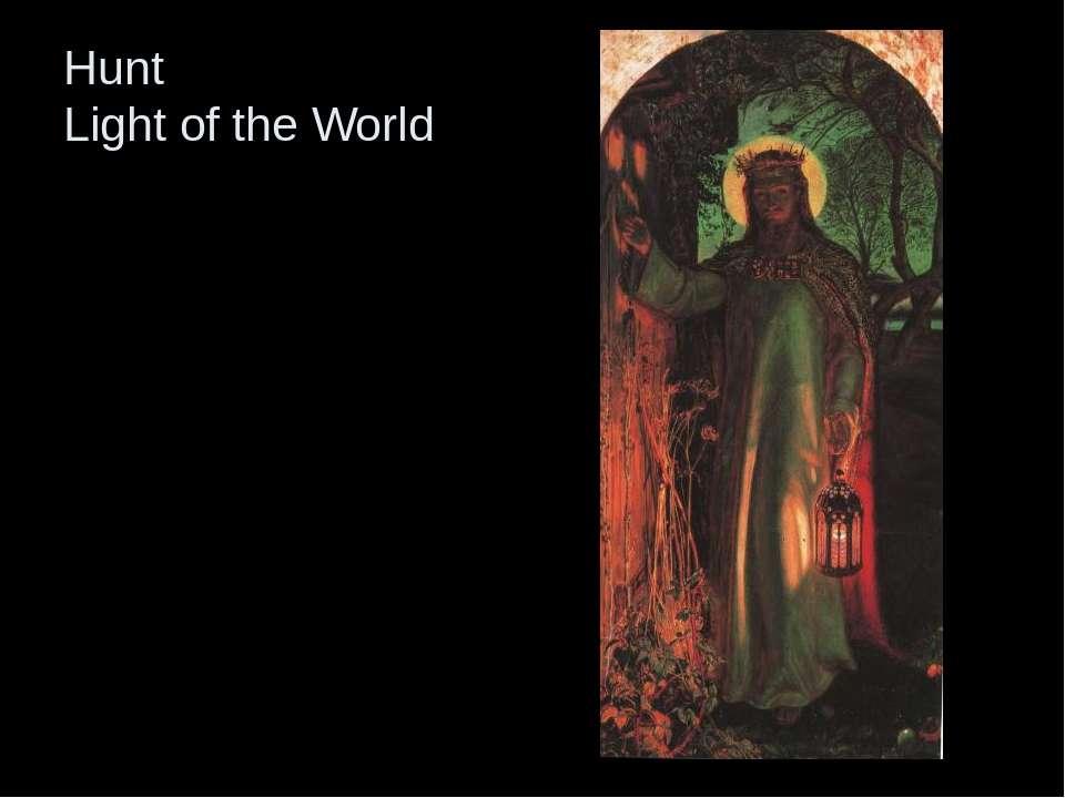 Hunt Light of the World