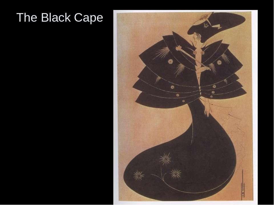The Black Cape