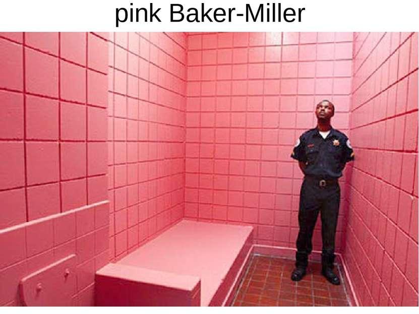 pink Baker-Miller