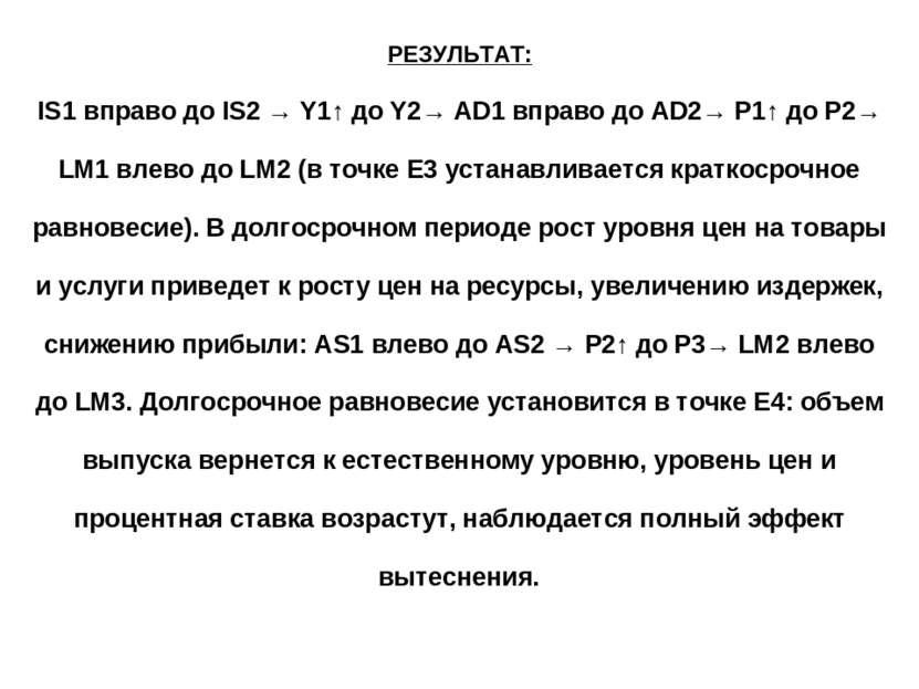 РЕЗУЛЬТАТ: IS1 вправо до IS2 → Y1↑ до Y2→ AD1 вправо до AD2→ P1↑ до P2→ LM1 в...