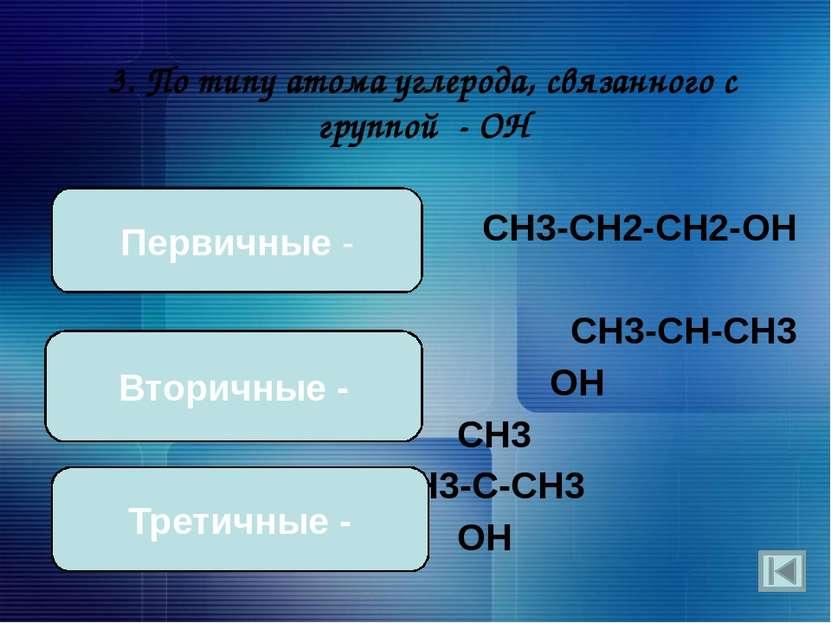 ВИДЫ ИЗОМЕРИИ: 1. Изомерия положения функциональной группы (пропанол–1 и проп...