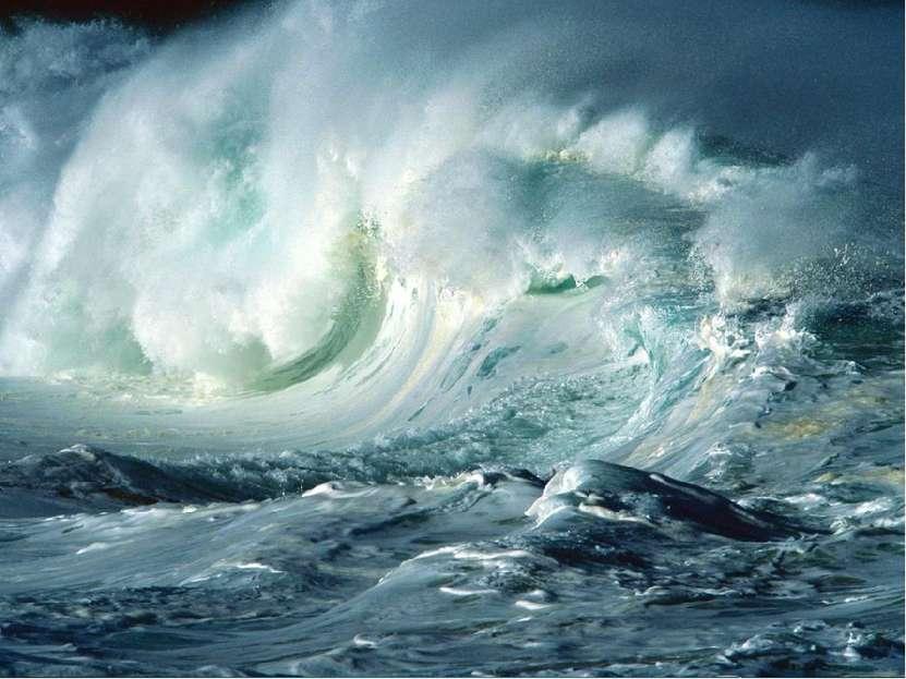 Влияние Мирового океана на планету Нашу планету вполне можно было бы назвать ...