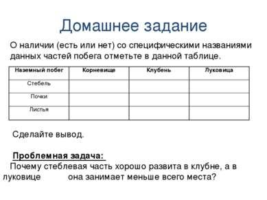 Домашнее задание О наличии (есть или нет) со специфическими названиями данных...