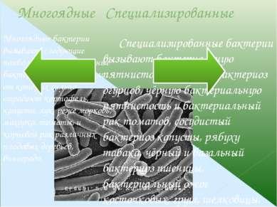 Возникновение и развитие Возникновение и развитие болезней зависит от наличия...