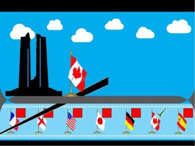 Что это за страна ? (выбери правильный флаг) Верно ! Это Канада! Продолжим св...