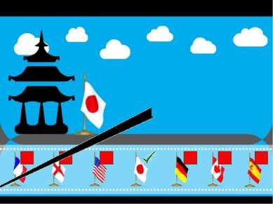 Что это за страна ? (выбери правильный флаг) Верно ! Это Япония! Пора возвращ...