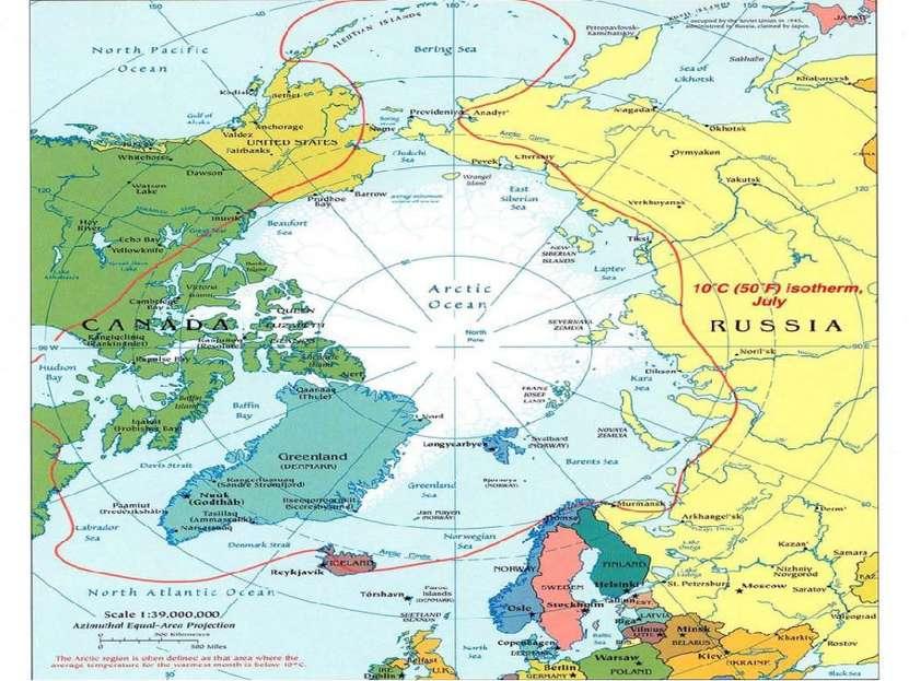 Арктический регион