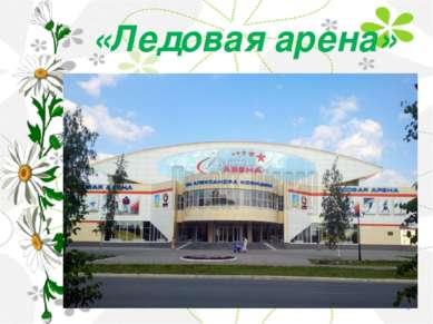 «Ледовая арена»