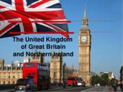 The United Kingdom of Great Britain and Northern Ireland. Key gacts