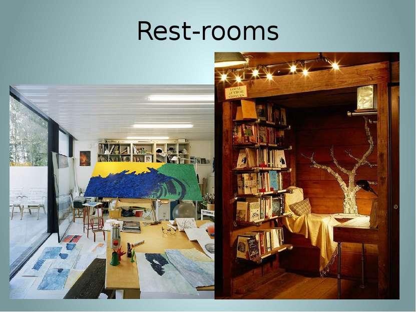 Rest-rooms