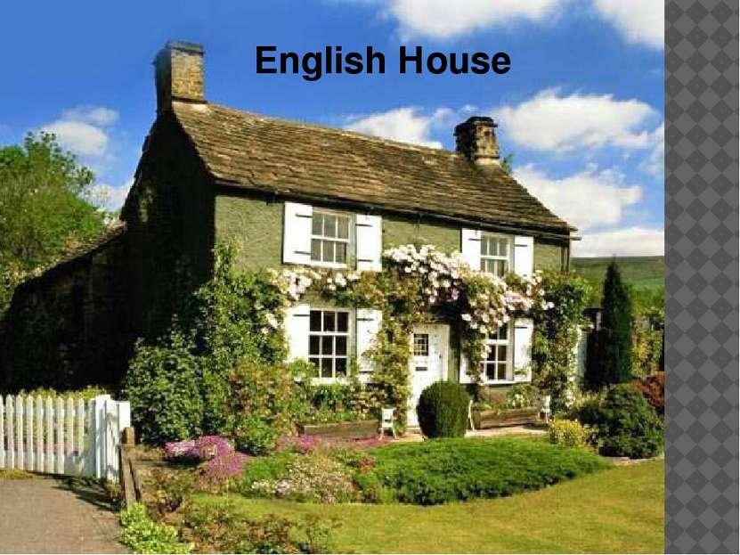English Нouse