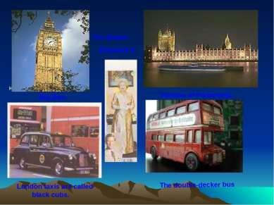 House of Parliament Big Ben Houses of Parliament Elizabeth II The Queen- The ...